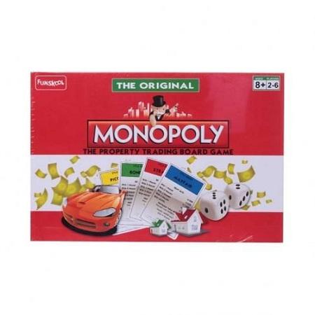 Monopoly Board Game Funskool