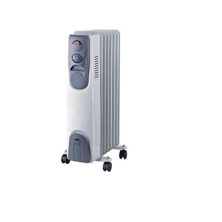 Luxel 9 Fin Oil Radiator Room Heater