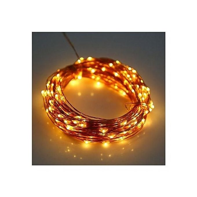 SunPower Fairy String Lights Battery Operated LED