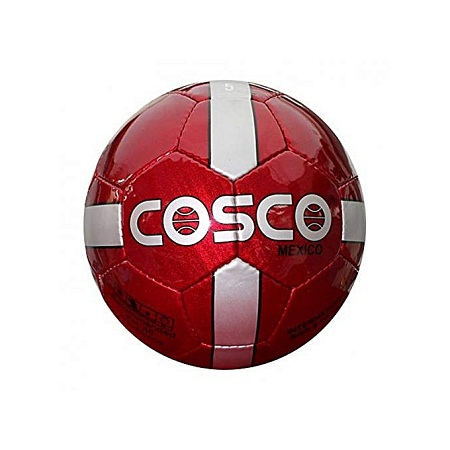 Cosco Football Maxico Cosco Size 5, With Nozzle
