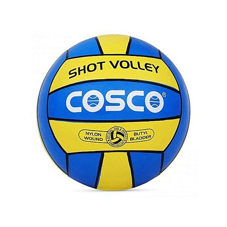 Cosco Volleyball, Shot Volley With Nozzle