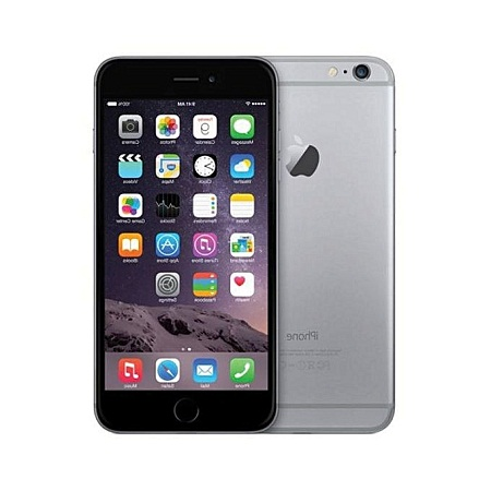 Apple iPhone 6 - 64GB - 1GB RAM - 8MP - Single SIM - 4G LTE - Space Gray