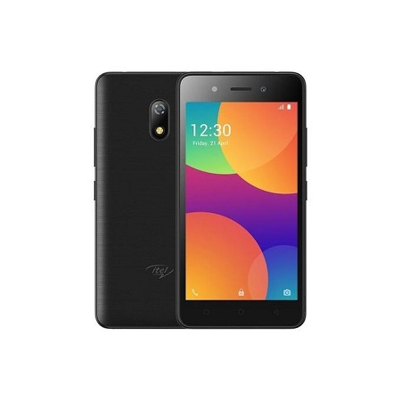 Itel A16 Plus, 5 Inch 8GB + 1GBRAM, (Dual SIM)_Black