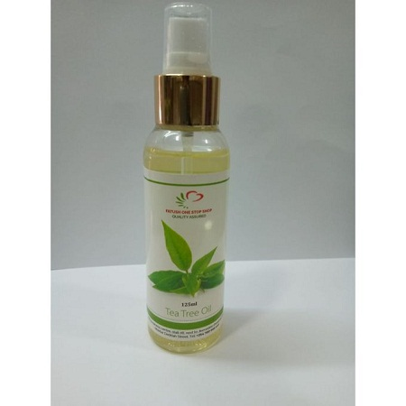 Fatush One Stop Shop Tea Tree Oil 125ml