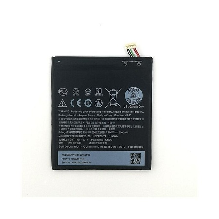 Battery Replacement For HTC Desire 10 Pro