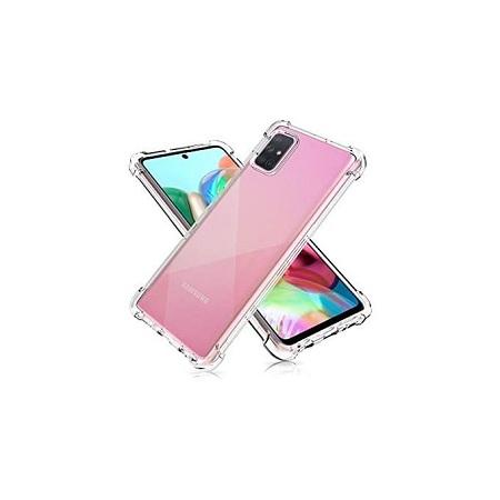 Cover For Samsung Galaxy A71 - Transparent