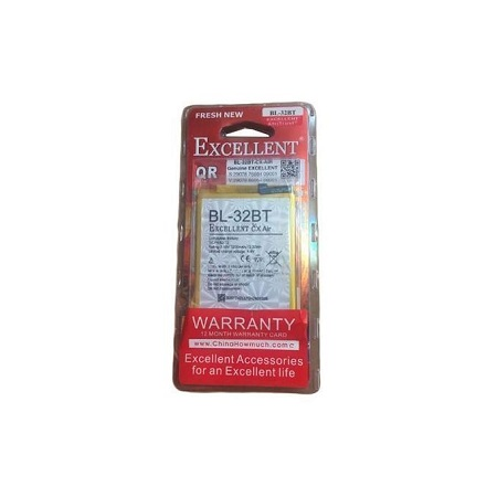 Excellent Battery for Tecno Camon CX Air - BL-32BT - Yellow