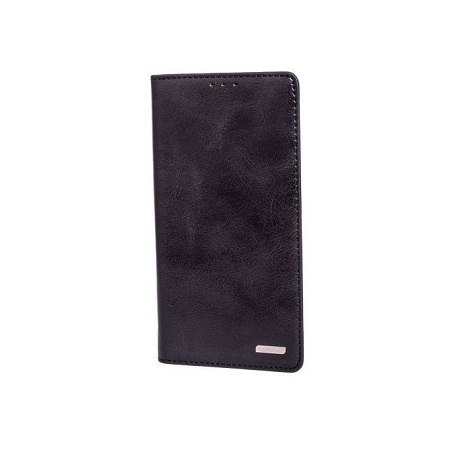 Flip Cover Case For Nokia 5.1 Plus- Black