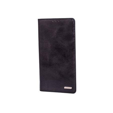 Flip Cover Case For Oppo A12- Black