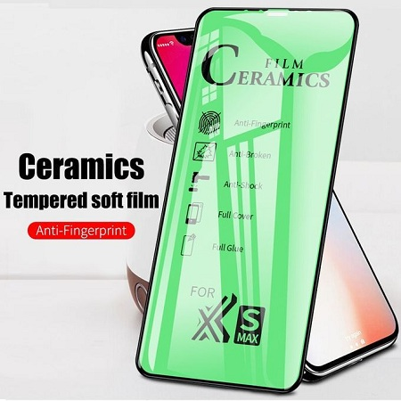 Samsung A20S Ceramic Full Glue Protector