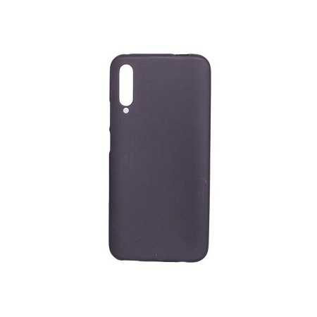 Silicon Cover For Huawei Y9S - Black