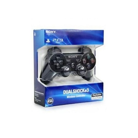 Sony PS3 Pad Dual Shock 3 - Wireless Controller - Black