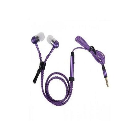 Super General Super Bass Earphone - Purple