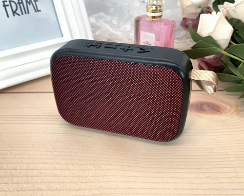 Wireless Bluetooth Speaker Mini Subwoofer Support TF Card Small Radio Player Outdoor Portable Sports Audio Support 16GB