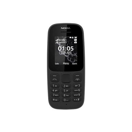 Nokia 105 (2019) - Dual Sim 4MB ROM - Black