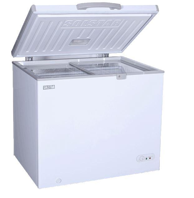 SOLSTAR Chest Freezer (14.25 ft³) – White