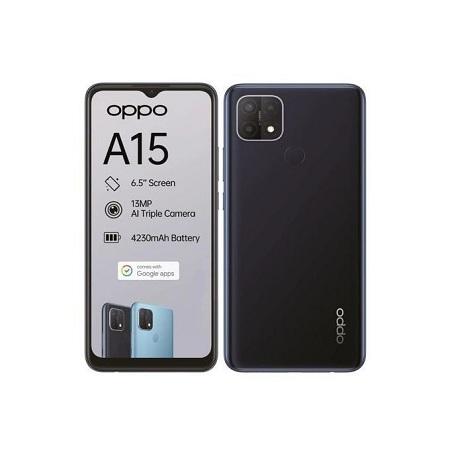 Oppo A15 6.52 Inch 3GB RAM + 32GB - 4G