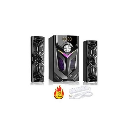Royal Sound 3.1CH Multimedia Speaker Sound System 12000W +Gift