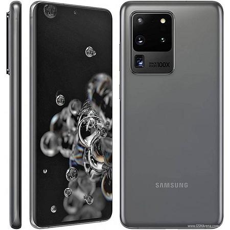 Samsung Galaxy S20 Ultra 6.9 Inch 128GB + 12GB