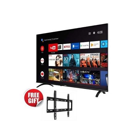 Skyworth 32 Inch Frameless Smart Android TV + Free Wall Bracket