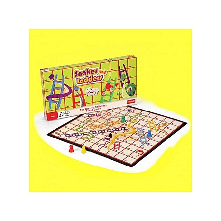 Funskool Snakes And Ladders Game