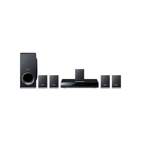 Sony DAV-TZ140- 300W 5.1Ch - DVD Home Theater - Black