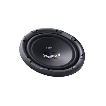 Sony XS-NW1201 - Subwoofer - Black