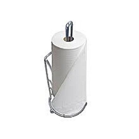 Stainless Steel Serviette Roll Holder/ Kitchen Paper Towel & Napkin Holder