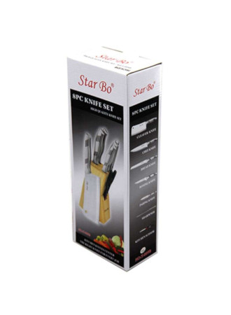 Starbo Knife Set -8 Pieces