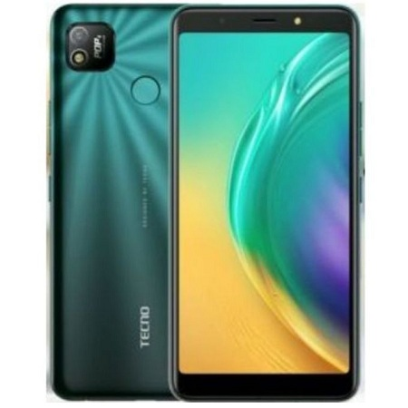 Tecno Pop 4, 6.0 Inch 2GB+32GB, 3G (Dual SIM) 5000MAh-Green