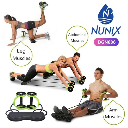 Nunix Abdominal Trainer Home Gym