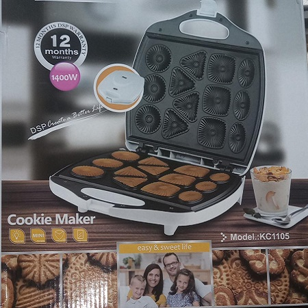 Dsp Cookie Maker