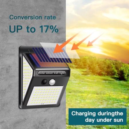 Super Bright Solar Lights Outdoor Motion Sensor