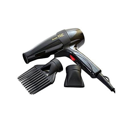 Ceriotti Super GEK - 3000 Professional Hairdryer - 1700W - Black