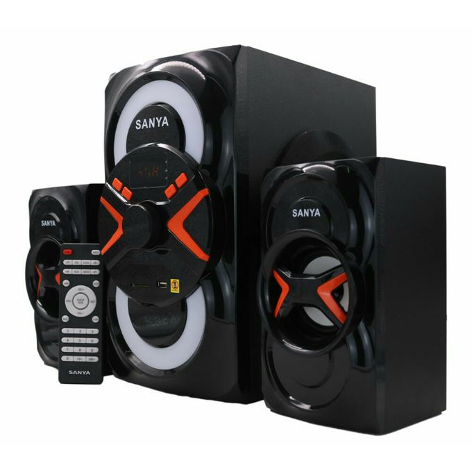 Sanya 2.1 10000W Subwoofer Speaker(Bluetooth.USB.FM)