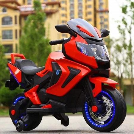 Electric Powered motor bike Age 2-7