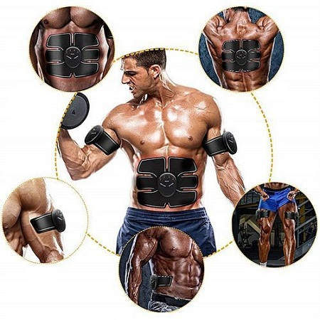 Abdominal Muscle six-pack Fitness Toner