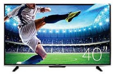 SYINIX 40T7 -40 Inch FHD LED Black TV