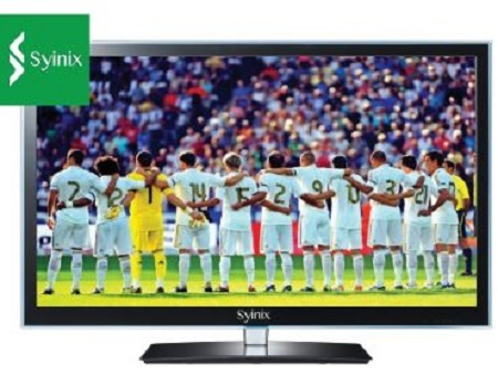 SYNIX 50 Inch 4K ULTRA HD SMART ANDROID TV 50T730U – Black