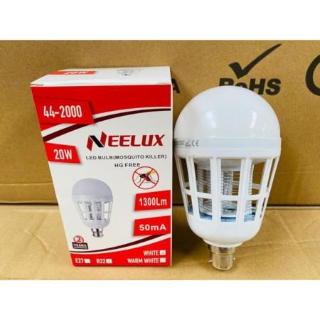 Neelux Mosquito Killer Bulb Energy Saving LED Bulb Neelux