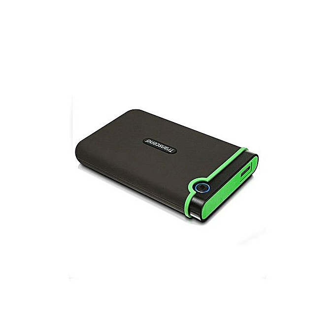 TRANSCEND External Hard Drive 500GB