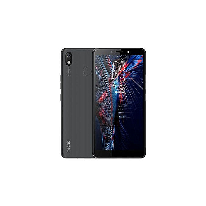 Tecno Pouvoir 3 AIR, 6.0'', 16GB+1GB RAM - Fingerprint - Black