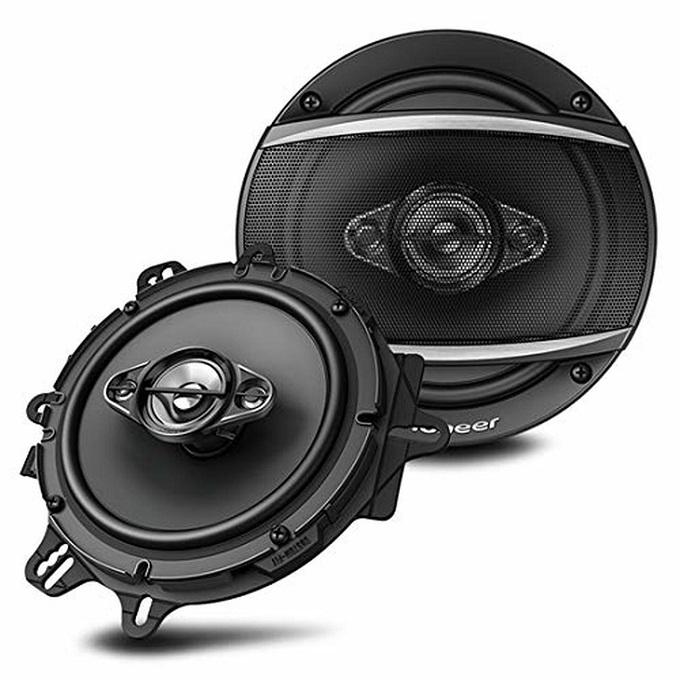 Pioneer TSA1687S 350 Watt 4-Way Coaxial Car Speakers.