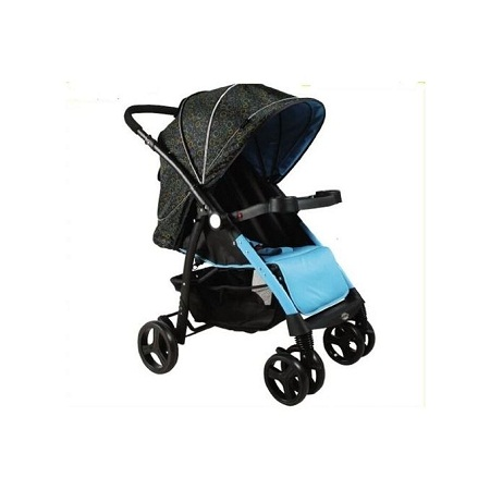 2 way Baby Stroller/Foldable Pram Portable Baby Stroller With Universal Casters