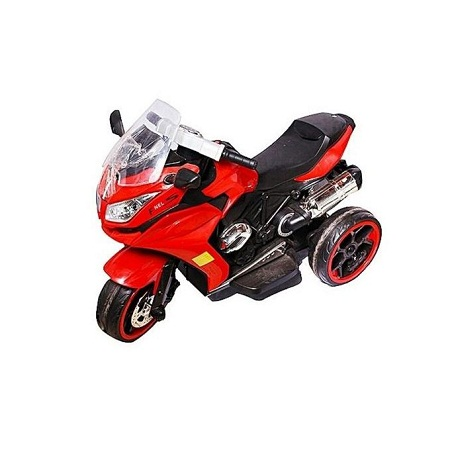 Children's Classic Ride-On Motorcycle