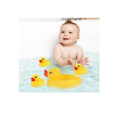Duck Family Baby Bath Toys for Kids Bath Toy