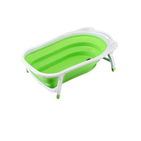 Newborn-to-Toddler Portable Folding Bath Tub