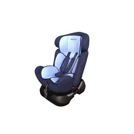 Superior Reclining Infant Car Seat & Booster with a Base-Baby blue & Indigo (0-7Yrs)