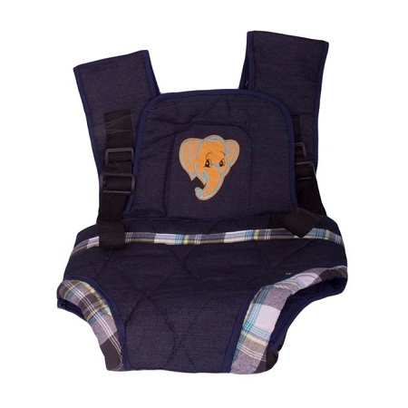 Two strap comfortable baby Carrier with extra padding