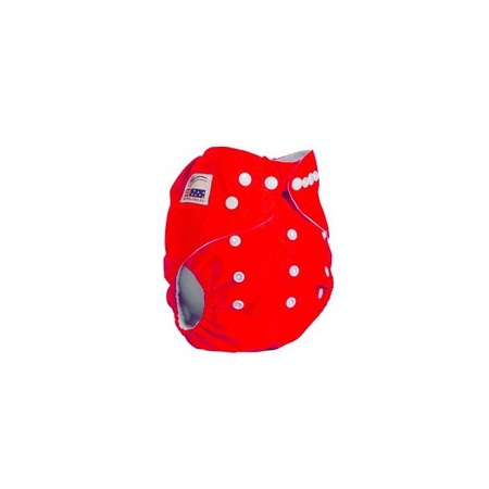 Washable Reusable Adjustable Baby Diaper with 3 Inserts